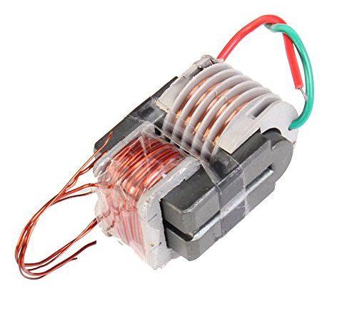 Ignition Coil Input Voltage: Icstation 15KV High Voltage Transformer Ignition Coil For